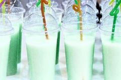 Milky tea Royalty Free Stock Images