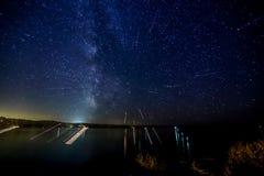 Milky Way& x28; Пэрри Sound& x29; Стоковые Изображения RF