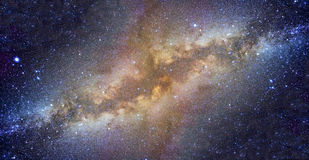 Milky Way Stock Photography