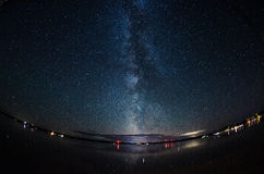 The Milky Way Stock Photography