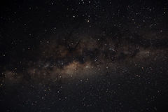 Milky Way as seen from Kruger National Park Stock Photos