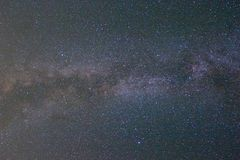 Milky way background Stock Photography