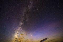 Milky Way Background Royalty Free Stock Images