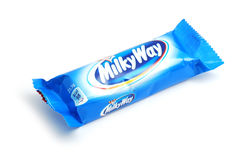 Milky way chocolate Royalty Free Stock Photos