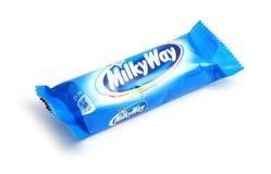 Milky way chocolate Royalty Free Stock Photos