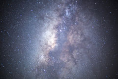 Milky way in the galaxy Royalty Free Stock Images