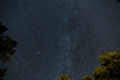 Milky Way Royalty Free Stock Images