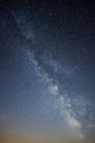 Milky way. Stock Images