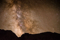 Milky Way Gold King Basin Royalty Free Stock Images