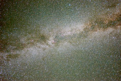 Milky way Stock Images