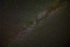 Milky way Stock Photo