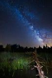 Milky way Stock Photos