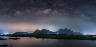 Milky Way Stock Photography