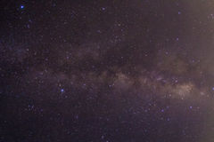 The Milky Way. Royalty Free Stock Image
