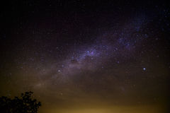 The Milky Way Royalty Free Stock Photos