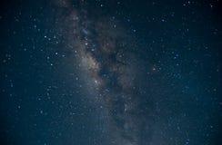 Milky way photo background stock photos