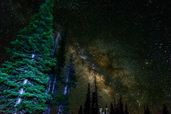 The Milky Way royalty free stock image
