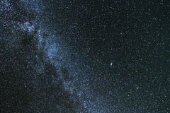 Milky way s Stock Images