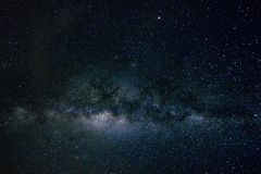 Milky way stars Royalty Free Stock Photos