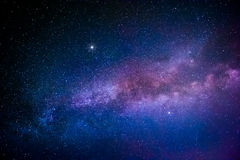 The Milky Way Stock Images
