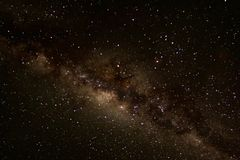 The milky way Royalty Free Stock Photography