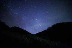 The Milky Way Royalty Free Stock Photo