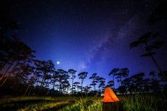 The Milky Way Stock Photos