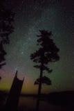 Milkyway Arkivfoto