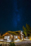 Milkyway Fotografia de Stock Royalty Free
