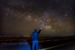 Milkyway Стоковое фото RF