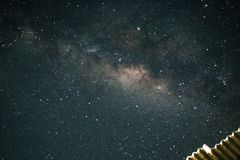 Milkyway Imagen de archivo libre de regalías