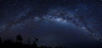 Milkyway Stock Afbeelding