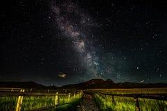 Milkyway Imagens de Stock