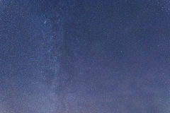 Milkyway cosmos backgroundConstellations Cassiopeia, Draco, Urs. Blue dark night sky with many stars. Milkyway cosmos background Constellations Cassiopeia, Draco royalty free stock photography
