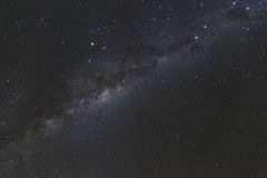 Milkyway at Lake Tekapo Stock Image