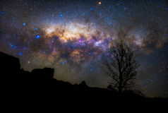 Milkyway 2 Royalty Free Stock Photography