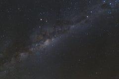 Milkyway på sjön Tekapo Fotografering för Bildbyråer