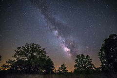 Milkyway stock photography