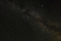 The milkyway Royalty Free Stock Image
