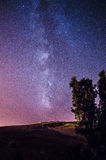 Milkyway Royalty Free Stock Photography