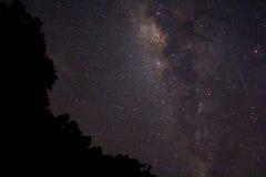 Milkyway von Madakaripura Lizenzfreies Stockbild