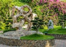 Millón de años de parque de piedra Fotos de archivo