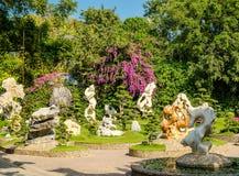 Millón de años de parque de piedra Imagenes de archivo