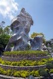 Millón de años de parque de piedra Imagen de archivo libre de regalías