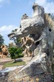 Millón de años de parque de piedra Foto de archivo libre de regalías