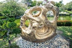 Millón de años de parque de piedra Imagen de archivo