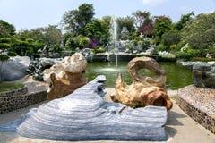 Millón de años de parque de piedra Fotografía de archivo
