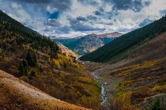 Millón de carreteras Colorado del dólar Fotos de archivo libres de regalías