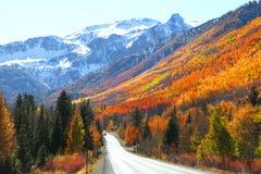 Millón de carreteras del dólar Fotos de archivo libres de regalías