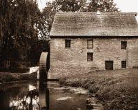 mill. Obraz Royalty Free